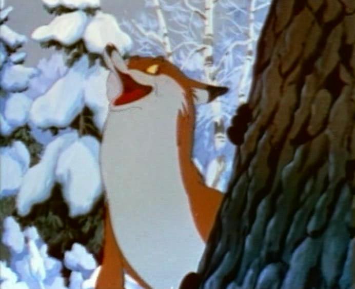 Бесплатно мультфильм лиса и волк