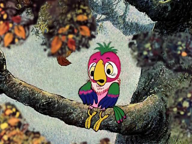 Советские мультфильмы и приятного