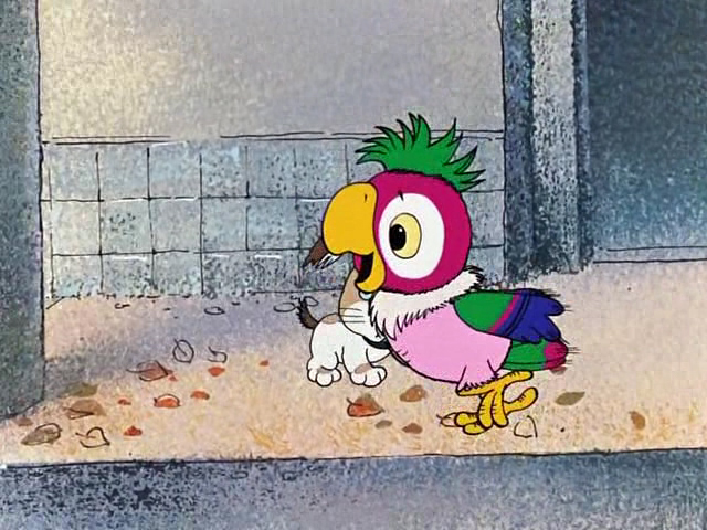 Возвращение блудного попугая 2 серия