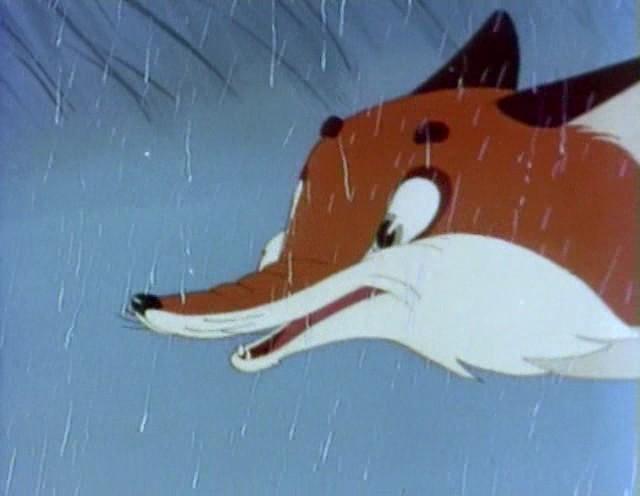 Лиса из советских мультфильмов картинки