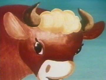 Красивая картинка Рыжая корова скачать бесплатно на ...