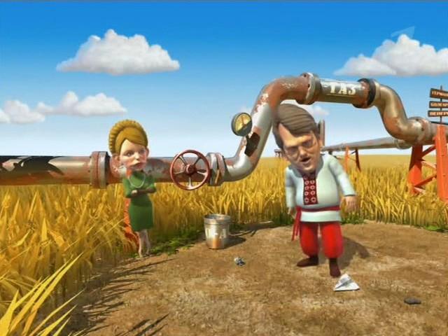Тимошенко ющенко мультличности и
